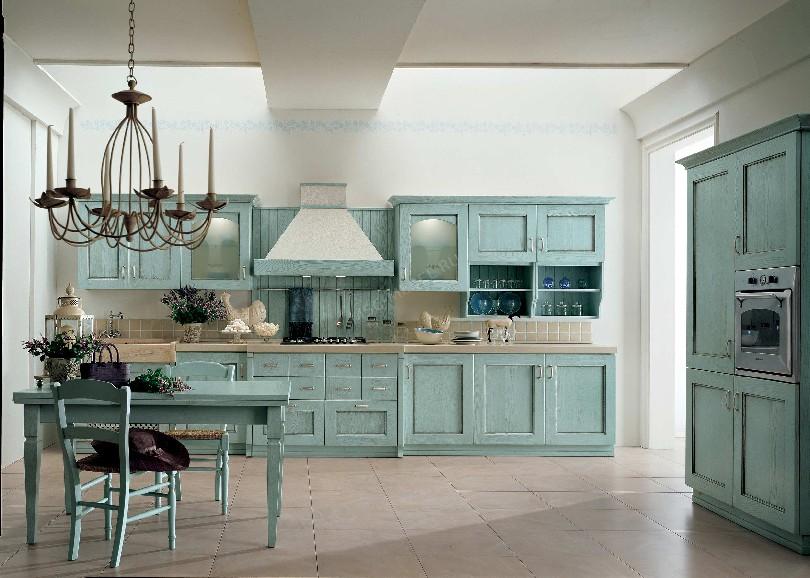 Фото Кухня в стиле прованс «CERTOSA»