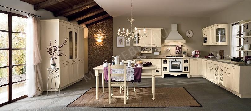 Кухня в стиле прованс «DUCALE»