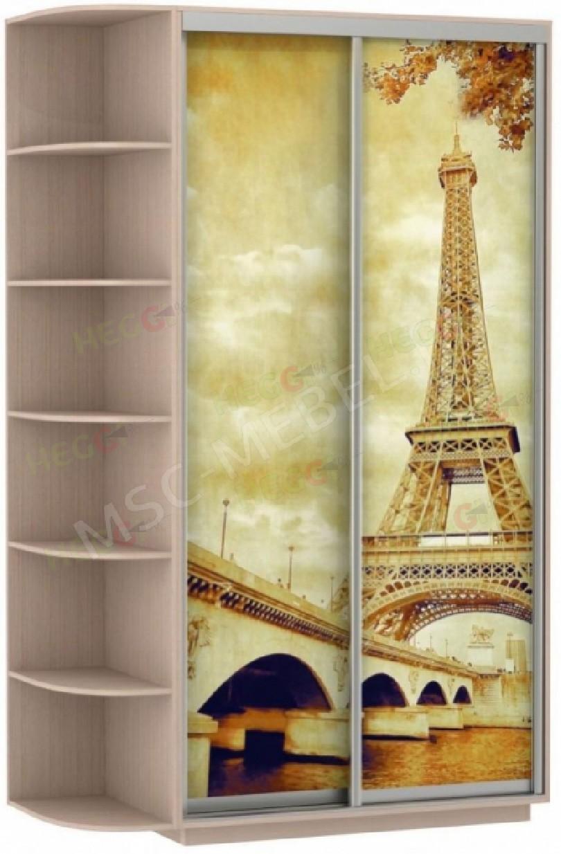 Фото Байкал (Рамир) 120 (Экспресс) с фотопечатью Париж