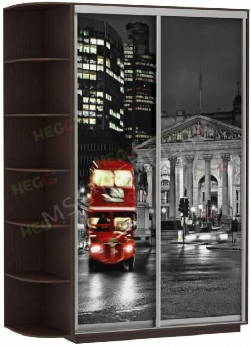 Байкал (Рамир) 140 (Экспресс) с фотопечатью Ночной Лондон
