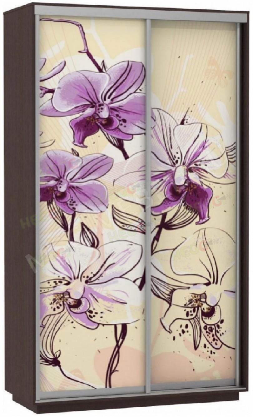 Фото Байкал (Рамир) 140 (Экспресс) с фотопечатью Цветы