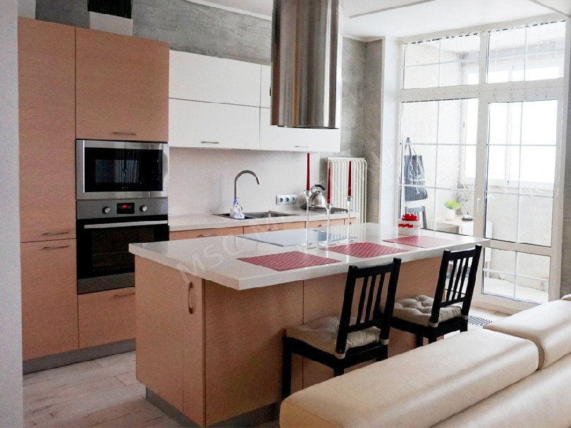 Фото Кухня в скандинавском стиле «Майя»