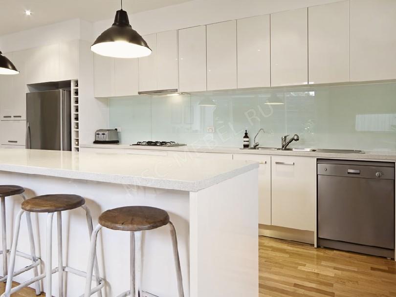 Фото Кухня в скандинавском стиле «Марта»