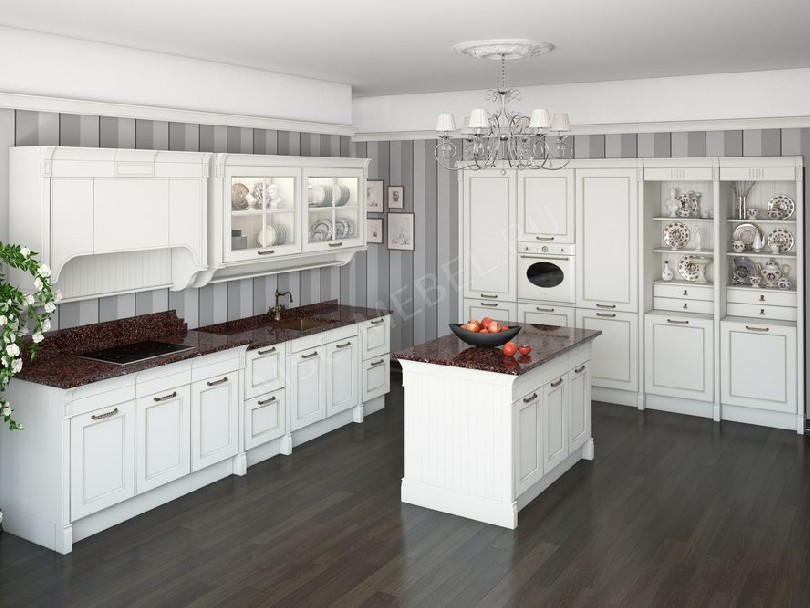 Кухня в скандинавском стиле «Маргарита»