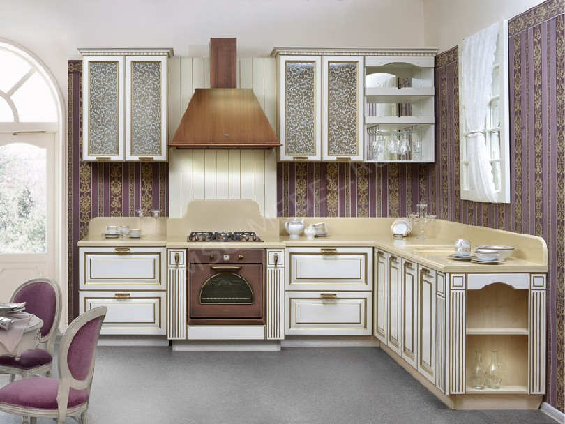 Фото Кухня в скандинавском стиле «Флоренция»
