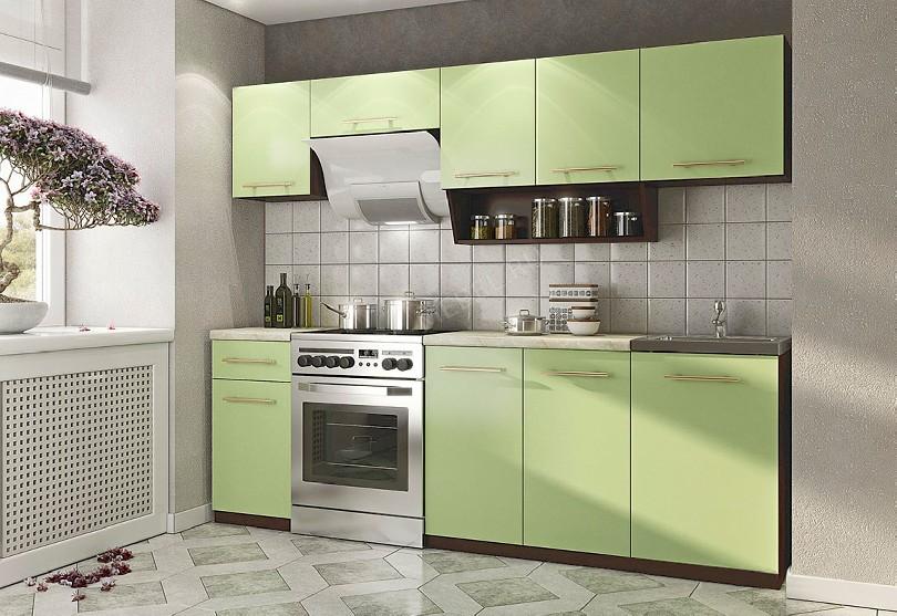 Кухня в стиле модерн «Арина Фран»