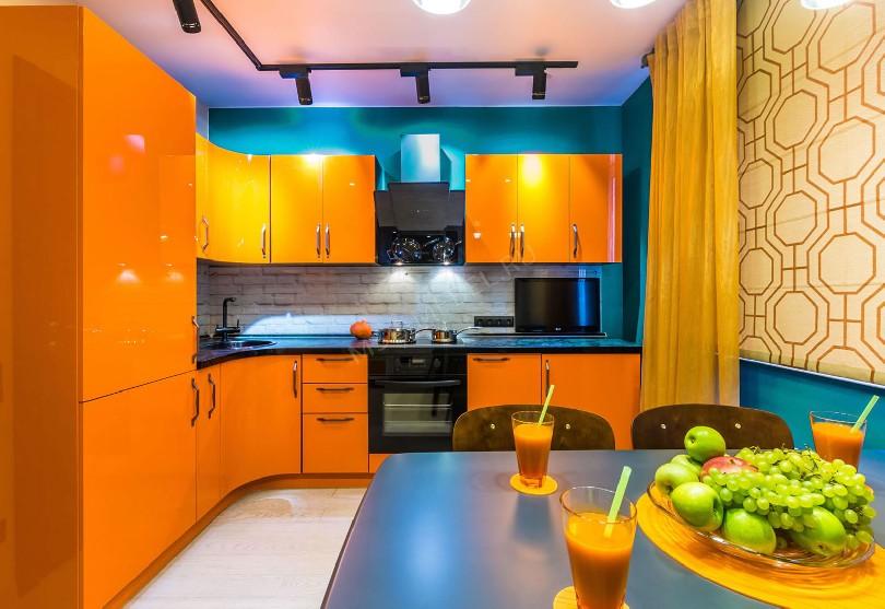 Фото Модерн кухня «Легко»