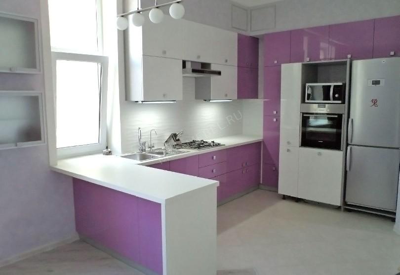 Фото Кухонный гарнитур «700 Кухонь» п-образной планировки