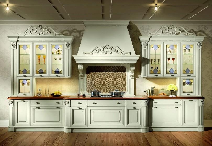 Кухни в стиле Барокко «Регина»