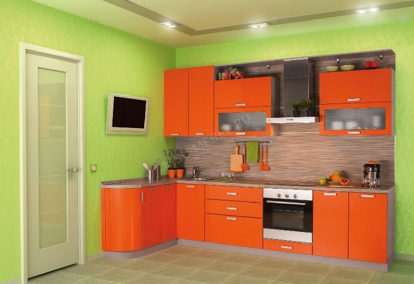 Маленькая кухня «Тут»
