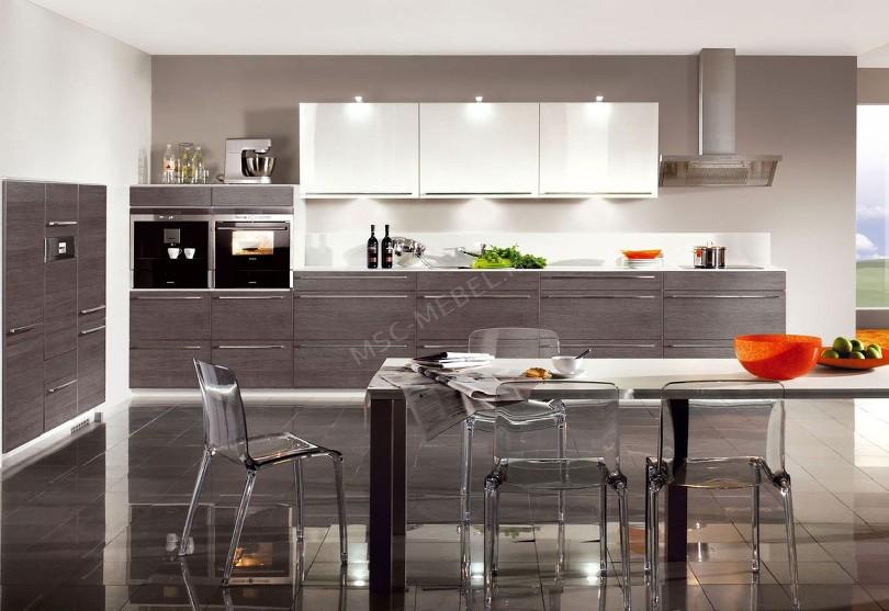 Фото Кухня из пластика «Noblesse»