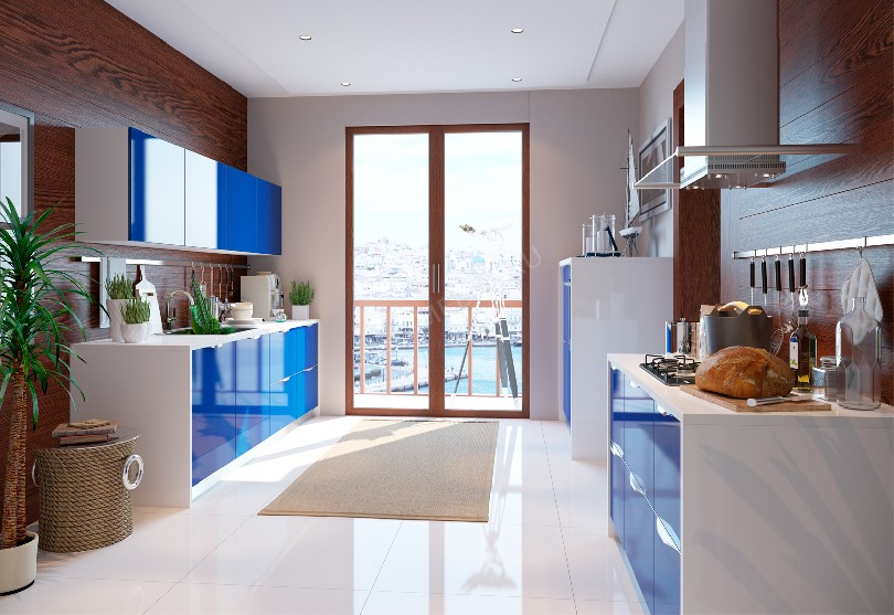 Фото Кухня в стиле модерн «Мадрид»