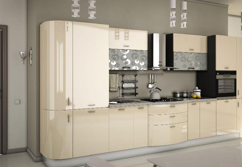 Фото Модерн кухня «Фирма»