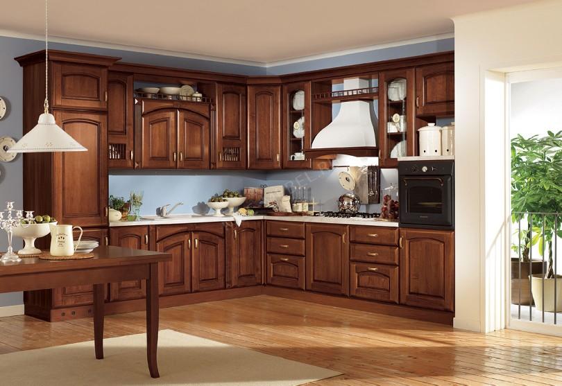 Фото Кухня в стиле модерн «Гварнери»