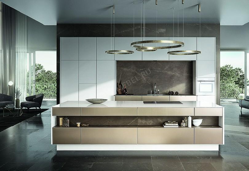 Кухня в стиле минимализм Siematic