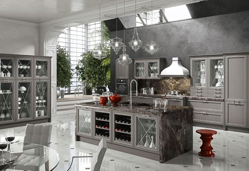 Каталог кухонь «Aran»