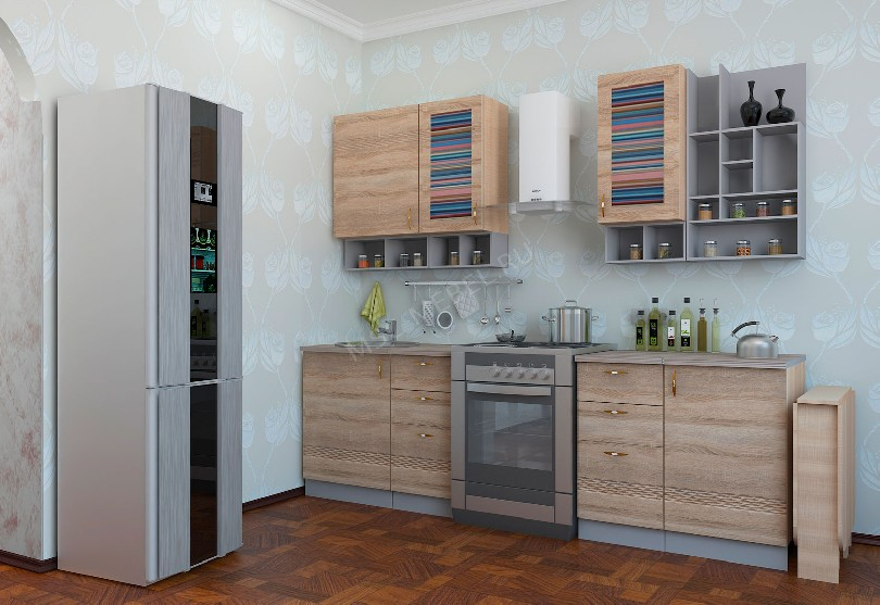 Фото Маленькая кухня Ашан