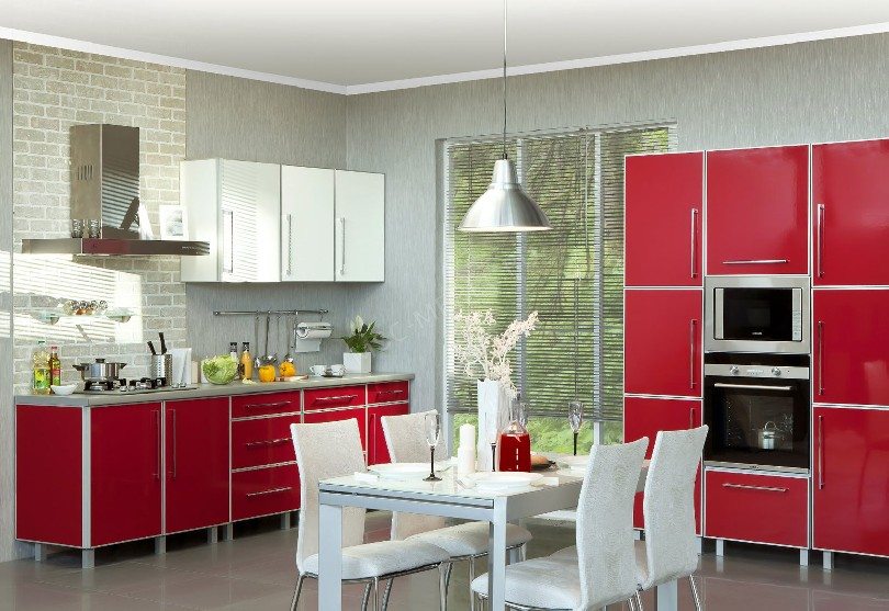 Каталог кухонь «Альфа»