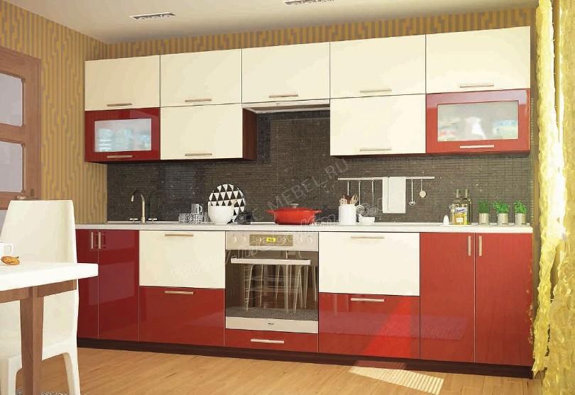 Фото Модерн кухня «Микс»
