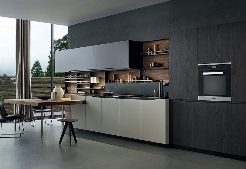 Кухня в стиле минимализм «Poliform»