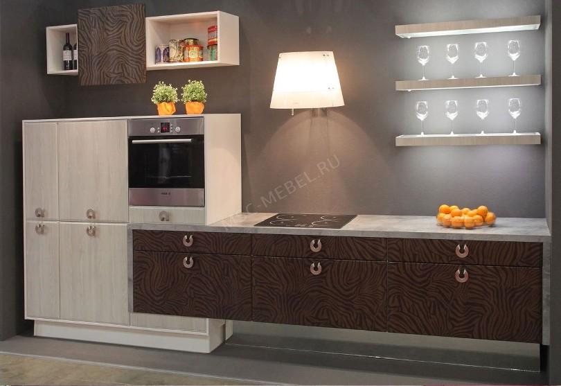 Фото Кухня в стиле модерн «Наша марка»