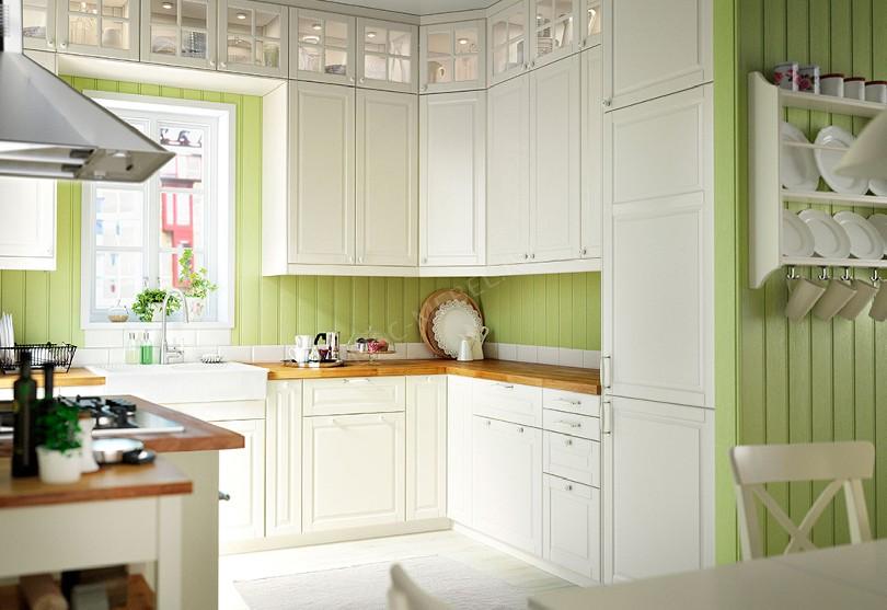 Кухня в скандинавском стиле «Метод»