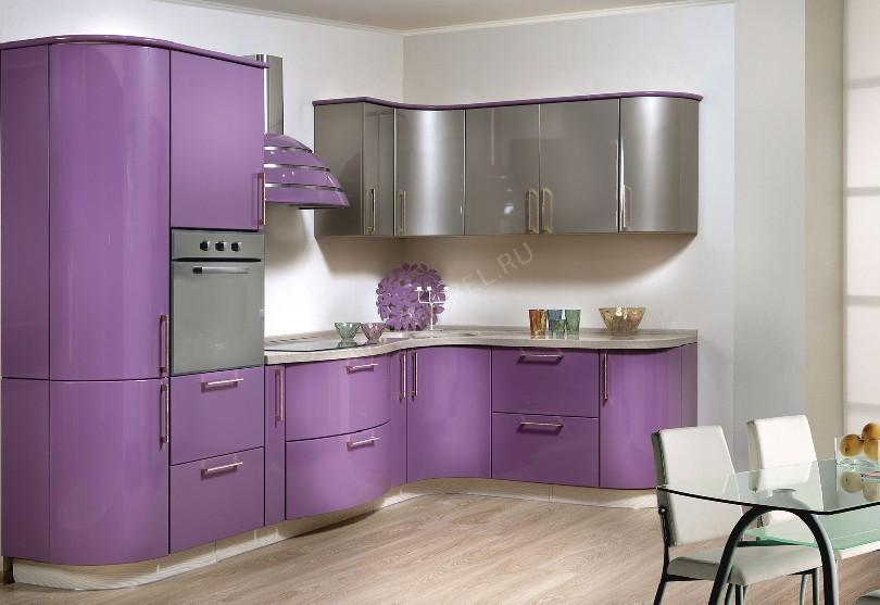Фото Модерн кухня «Арлекино»