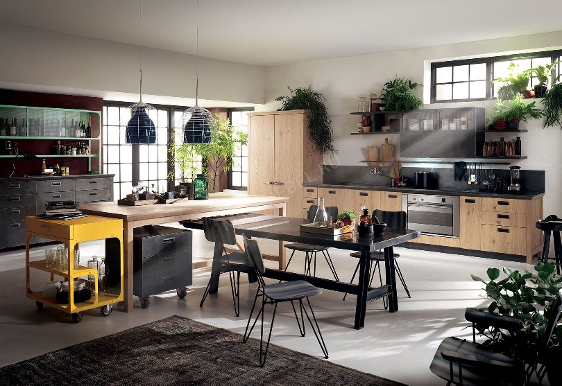 Фото Кухня в стиле модерн «Кристина»