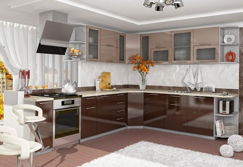 Каталог кухонь «Трапеза»
