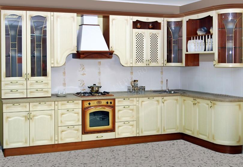 Фото Кухня в стиле барокко «Флоренция»