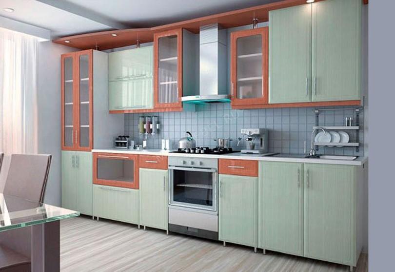 Фото Прямая кухня Ева в стиле модерн