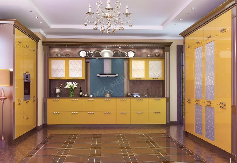 Фото Модерн кухня «Эвелина»