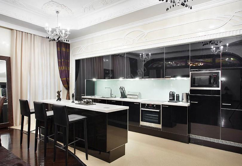 Фото Кухня в американском стиле «Европрестиж»