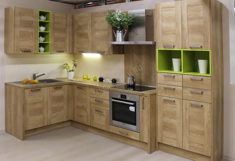 Фото Кухня в стиле прованс «Лорена»