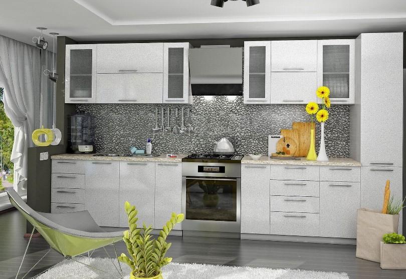Фото Кухня в скандинавском стиле Олива