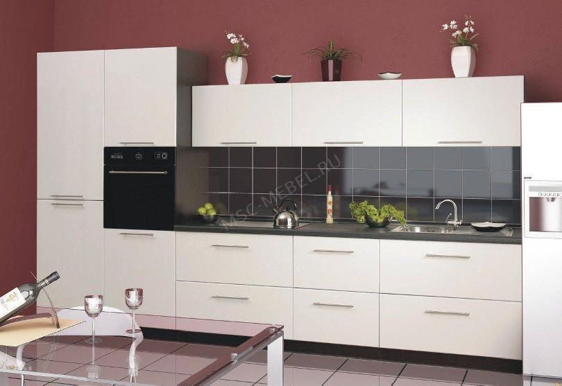 Фото Кухня в стиле модерн «Зетта»