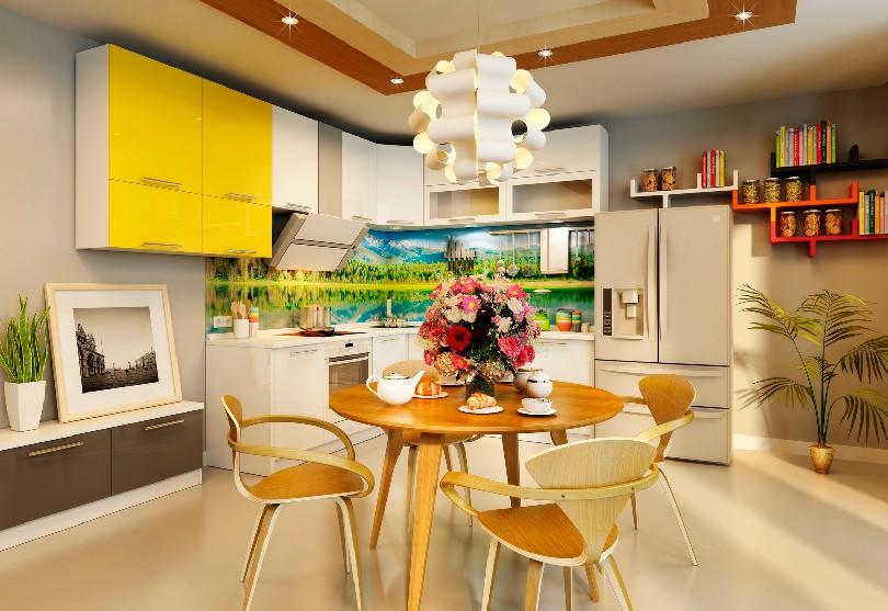 Модерн кухня «Свет»