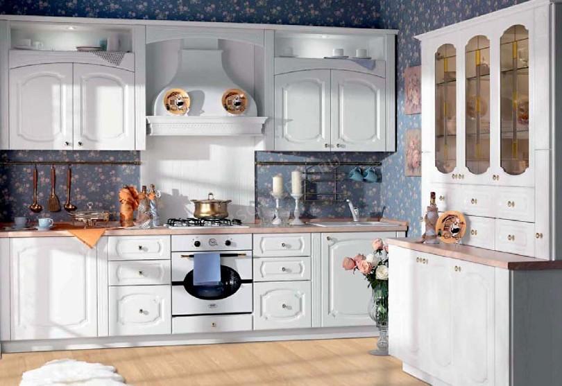Фото Кухни в стиле Ретро «Спутник»