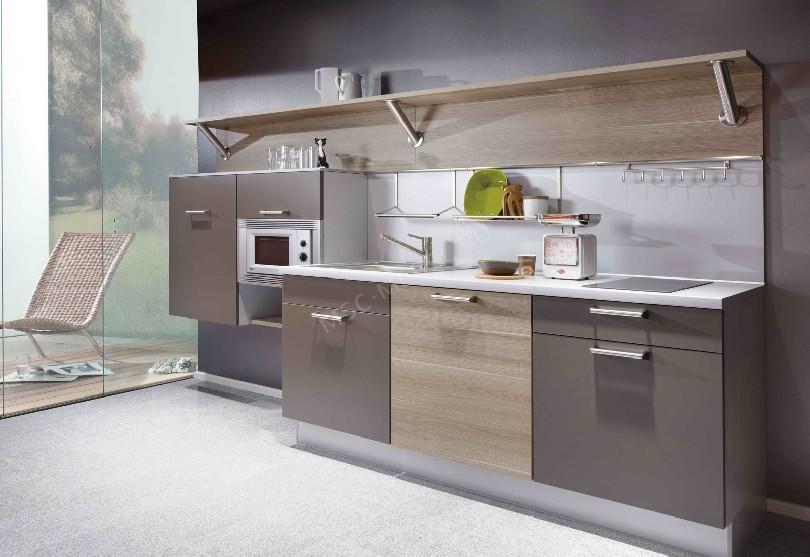Кухня в стиле минимализм «Obi»