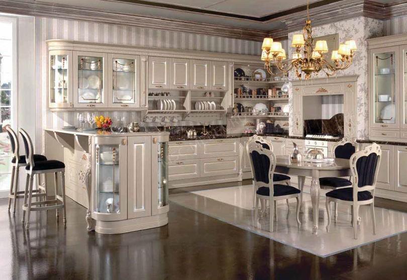 Элитные кухни «Tomassi»