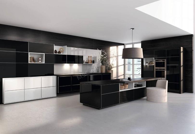 Фото кухня на заказ в современном стиле «Alno»