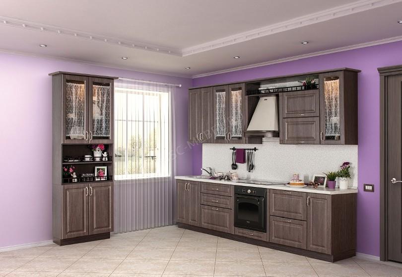 Фото Кухни в стиле кантри «Фран»