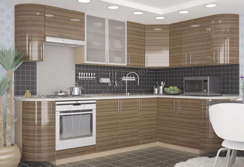 Фото Кухня в стиле модерн «Нью Лайн»