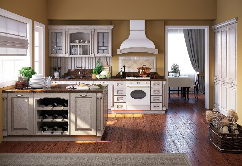 Кухня Julis