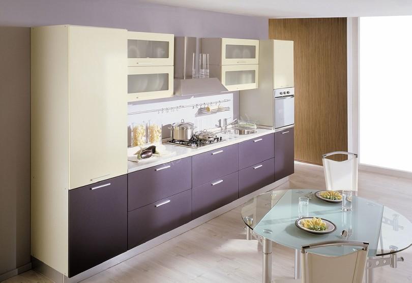 Фото Кухня в скандинавском стиле «Евроньюформ»