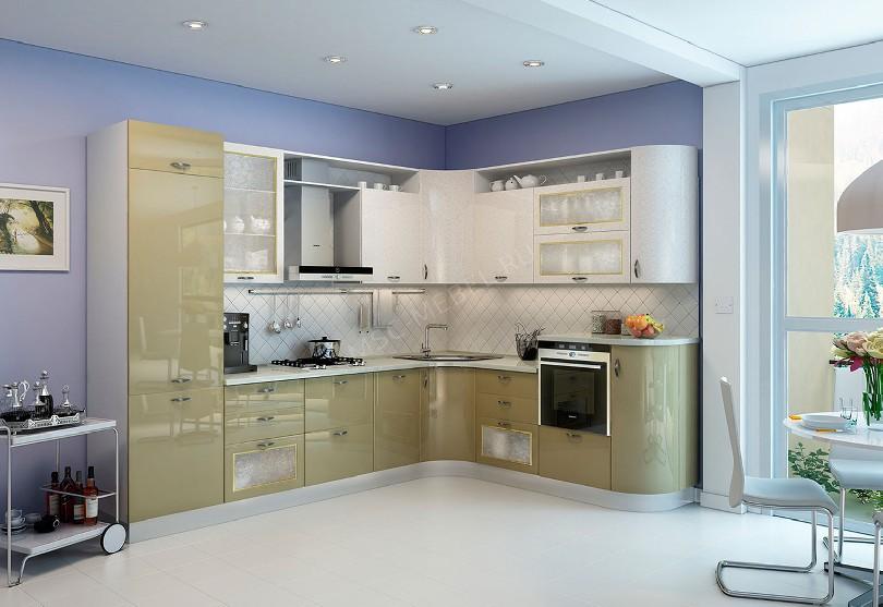 Фото Кухня в скандинавском стиле «Марианна»