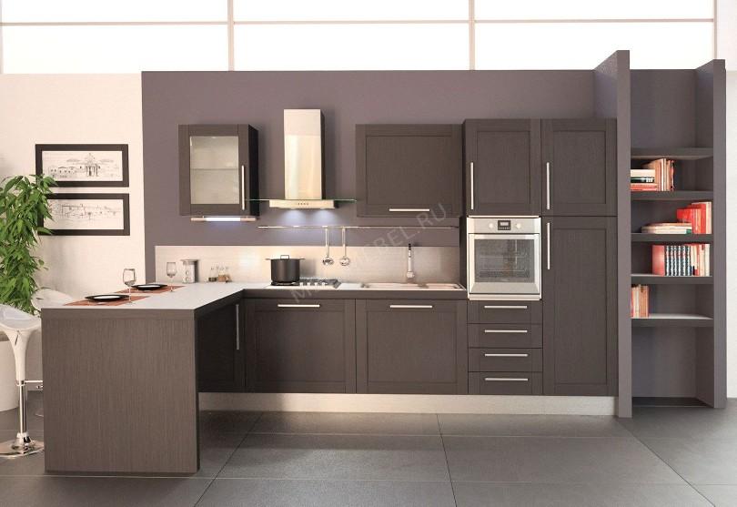 Фото Модерн кухня «Дятьково»