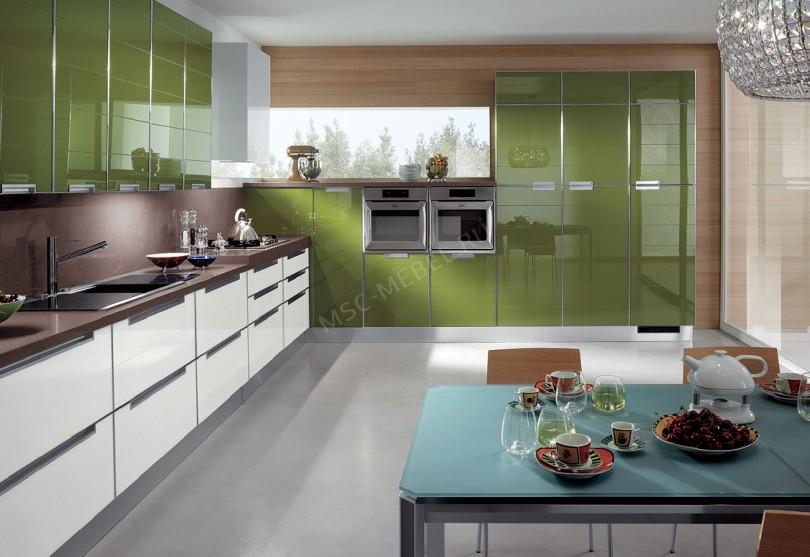 Фото Модерн кухня «Кухня Olive»