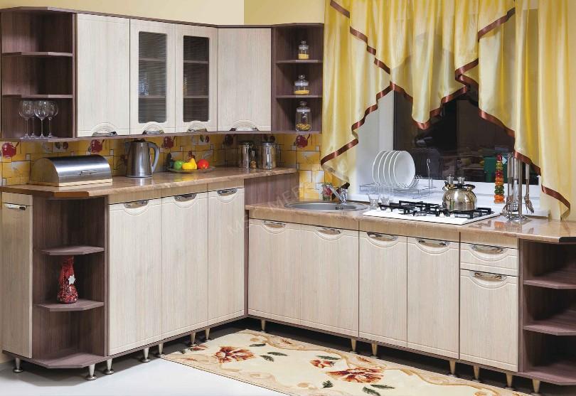 Кухня в скандинавском стиле «Нова»