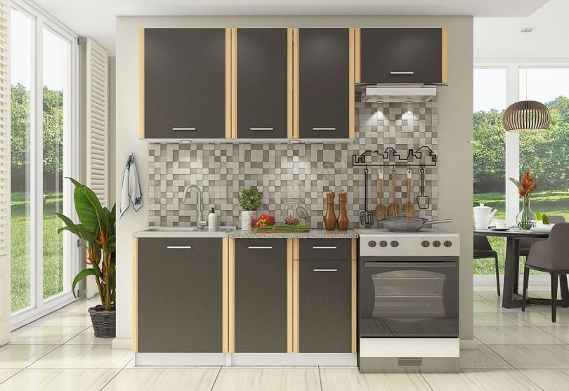 Маленькая кухня Бланка